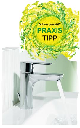 Praxis-Beispiel Reinigung Armaturen - Heiko Kern