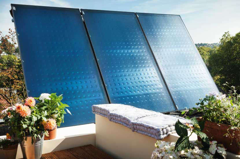 Solare Energie – Heiko Kern